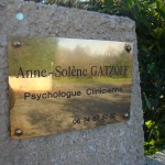 Anne-Solène Gatzoff - Psychologue clinicienne